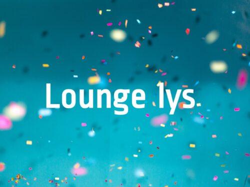 Lounge lys
